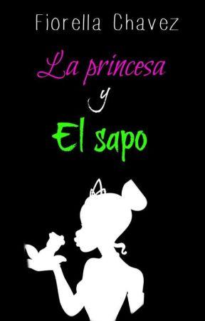 LA PRINCESA Y EL SAPO by FCHumaru