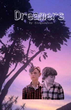 Dreamers  by frognochio
