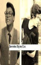 GEMELOS STYLES COX (LARRY STYLINSON) by LittleCupcake69