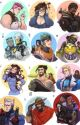 Overwatch Oneshots! by scribbit419