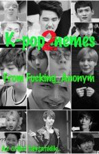 K-pop memes 2 by Fucking_Anonym