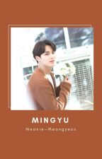 Mingyu. [Meanie✔] by meangyeos