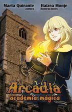 Arcadia, academia mágica by Plusichan