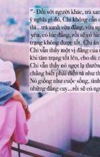 Nếu yêu em là sai thì Gil không cần đúng by JinJin004