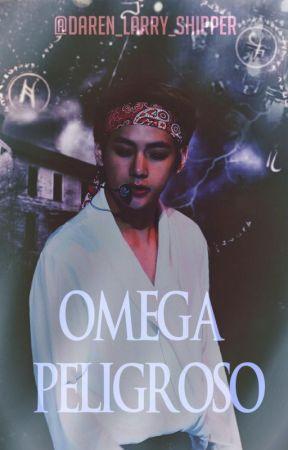 Peligroso Omega[Omegaverse HopeV] by Daren_larry_shipper