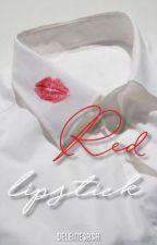 Red lipstick by deleinesasa