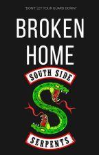 Broken Home // Cheryl Blossom by RaggedyWolf