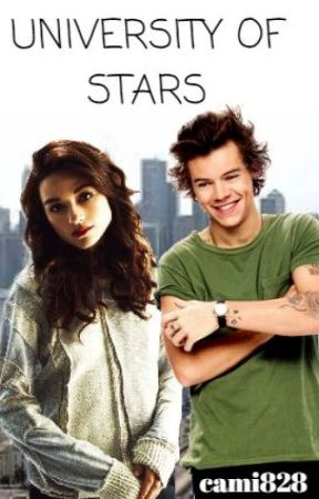 UNIVERSITY OF STARS   -   (Harry Styles) by Cami828
