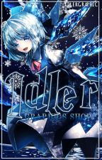 Idler || Anime Graphic Shop by FoxcatAI