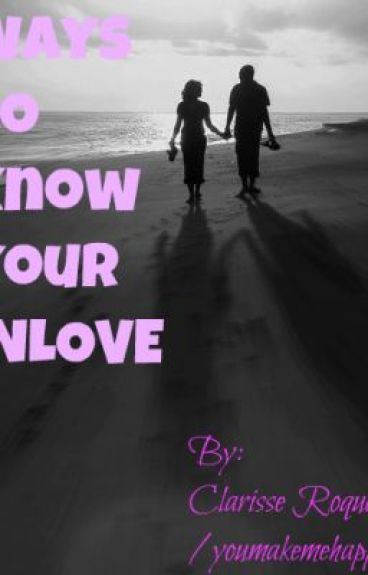 Ways To Know your INLOVE <3 by youmakemehappy