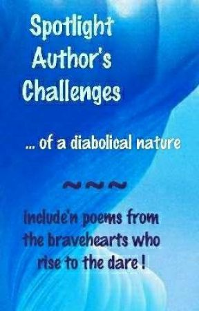 Spotlight Authors Favorite Prompts and Challenges..  by above-the-PUB
