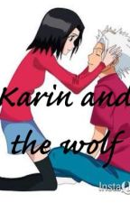 Karin and the wolf by Rin_Heart