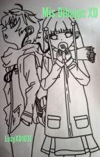 Mis dibujos XD by -GlitchLucy-