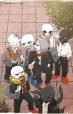 Au!Sans x reader one-shots by MadhisStories
