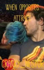 {COMPLETED} When Opposites Attract (Crankiplier) by cranky_nestor