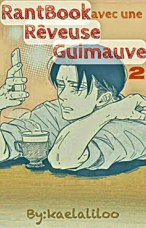 Une Rêveuse Guimauve [RB n°2] by kaelaliloo