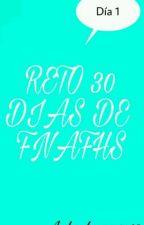 Reto de 30 dias FNAFHS (TERMINADO) by aylenbanega12