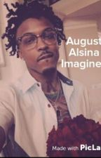 August Alsina Imagines by justicexpoetic