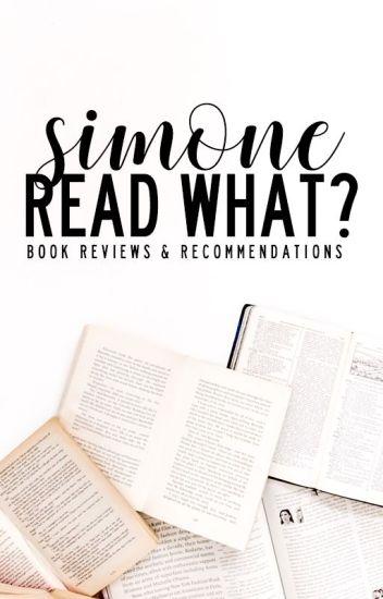 simone read what? - simone shirazi - Wattpad