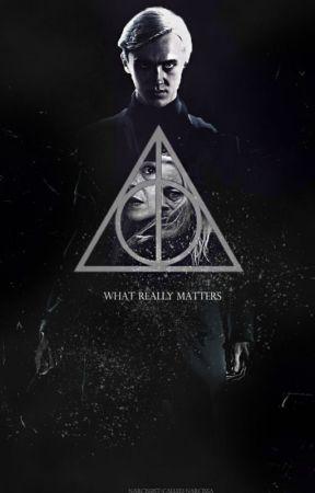 Harry Potter  Et la sœur de Drago Malefoy by Yakina-Castiel