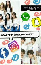 EXOPINK GRUP CHAT by VanaBommie