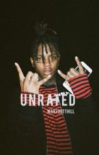 Unrated { $ki Mask the Slump God } by makeoutthill