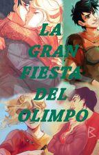 La Gran Fiesta del Olimpo by AsmodeusJackson