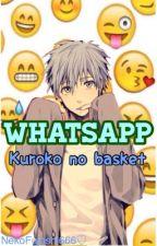 Whatsapp Kuroko no Basket by NekoFujoshi666