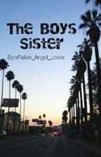 (Being Fixed And Rewritten)The Boys' Sister(Black Veil Brides Fan-Fic) by EternalNebula66