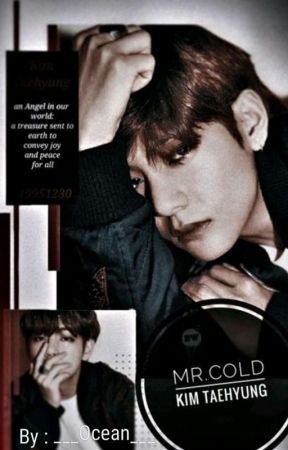 Mr. Cold    Kim Taehyung by ___Ocean___