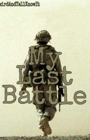 My Last Battle (Kendall and Cara) gxg by imweirdandyallknowit