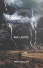 The Misfits by pheonixbird1313