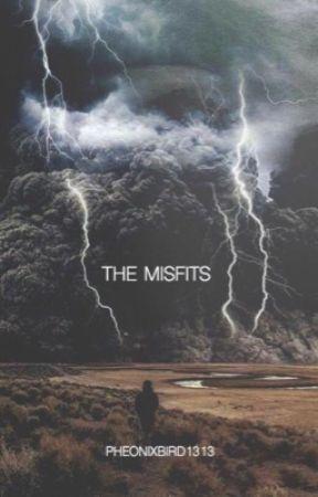 The Misfits by phoenixbird1313