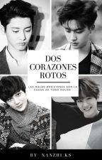 Dos Corazones Rotos  by Nanzhi_KS