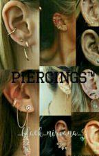 Piercings by scotchxsoda