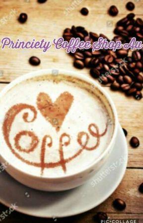 Morning Coffee (Prince x Anxiety AU) by DerpCatWritesMore