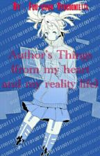 Author's Things (from My Heart and My Reality Life) by AlffuAlf