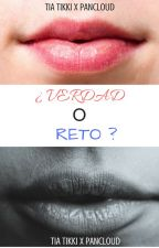 Verdad o Reto Tikki×Pancloud by ManuellaPatio