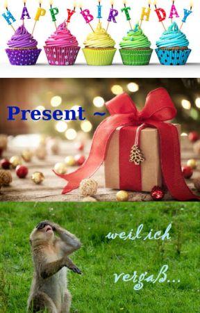 Present - weil ich vergaß... by eulenkind007