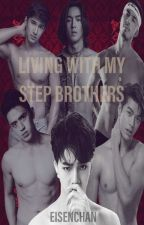 Living with my Step Brothers (Boy X Boy) by Eisenchan