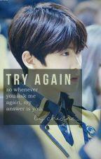 Try Again [jjh, jcy] by chistne_