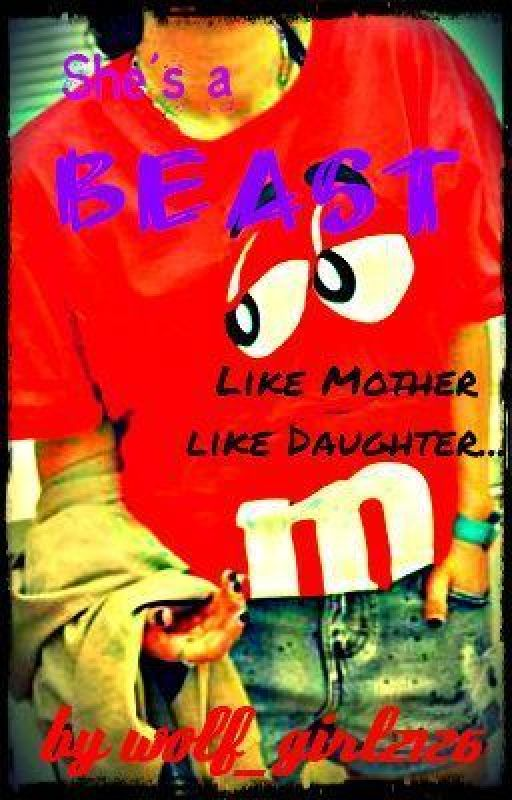 She's a BEAST by wolf_girl2126