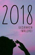 2018 by gedankenmalerei