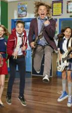 School of Rock (Freddy y tu) by fer177272
