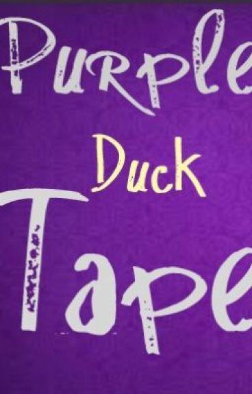 Purple Duck-Tape