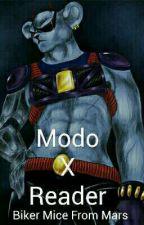 Modo X Reader by DrunkHorse-INN