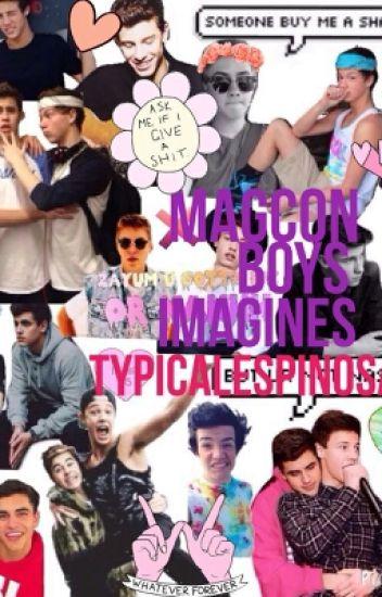 Magcon Boys Imagines
