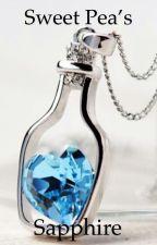 Sweet Pea's Sapphire by kneesheee