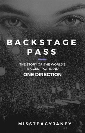 Backstage Pass - [1D AU] by MissTeagyJaney