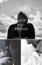 Amor vincit omnia by bookmyescape